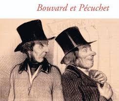 Plan détaillé pour l'incipit de Bouvard et Pécuchet (EAF)