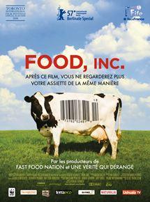 Fiche d'analyse pour Food Inc