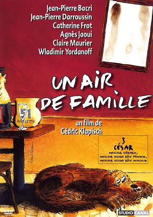Séquence de français sur un air de famille – CAP