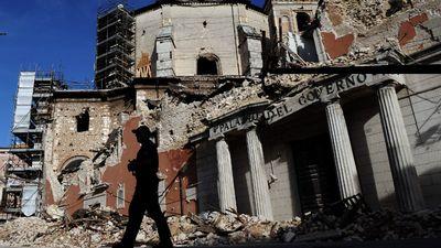 Évaluation sur le séisme d'Aquila