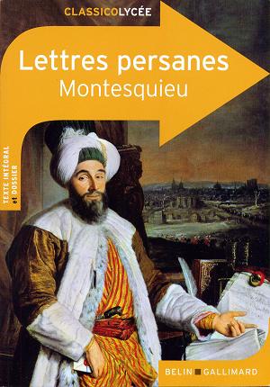 Test de lecture sur les Lettres Persanes