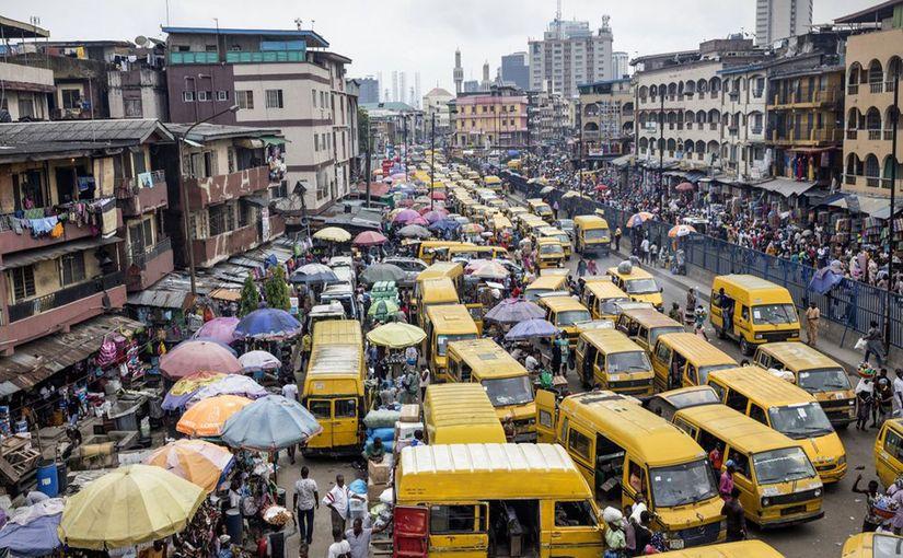 1ère Bac Pro: L'Afrique et les problèmes de l'urbanisation