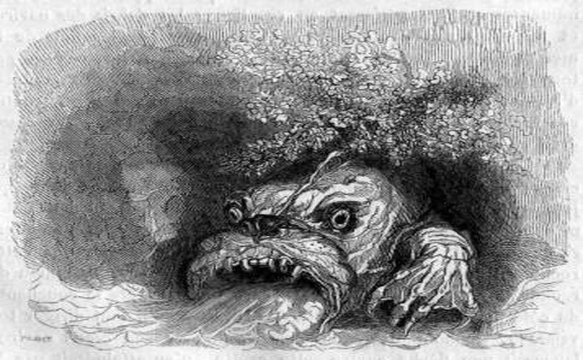 6e: Les monstres symboles d'une réalité effrayante