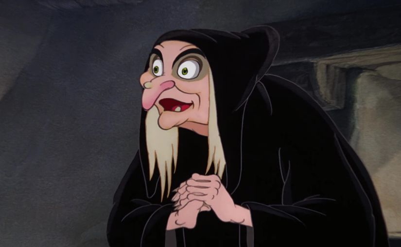 6e: la sorcière un monstre intemporel